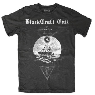 tričko pánské BLACK CRAFT - Satanic Seas, BLACK CRAFT