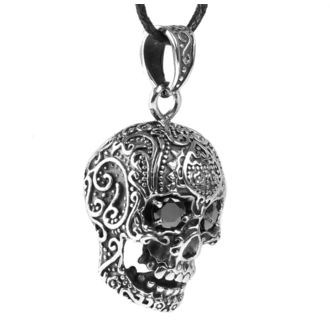 obojek ETNOX - Black Eyed Skull