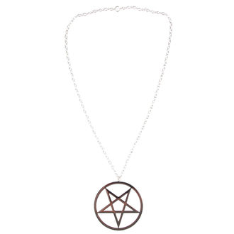 obojek ETNOX - Big Plain Pentagram, ETNOX