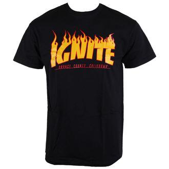 tričko pánské Ignite - Skate - Bllack - BUCKANEER, Buckaneer, Ignite