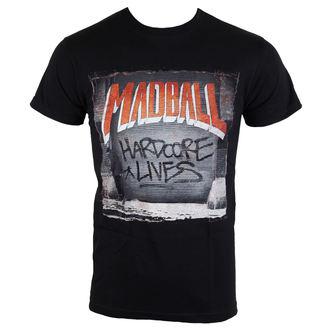 tričko pánské Madball - Hardcore Lives - black - BUCKANEER