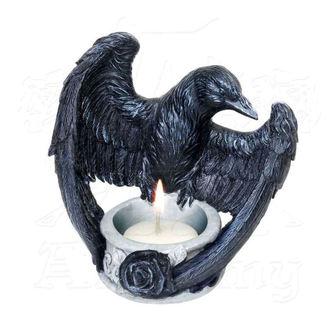 dekorace (svícen) ALCHEMY GOTHIC - Raven's Ward, ALCHEMY GOTHIC