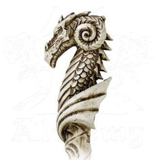 dekorace (hůlka) ALCHEMY GOTHIC - Dragon Wand