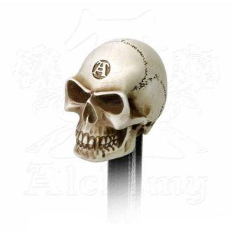 dekorace (hlavice řadicí páky) ALCHEMY GOTHIC - Alchemist Gear Knob: Bone, ALCHEMY GOTHIC
