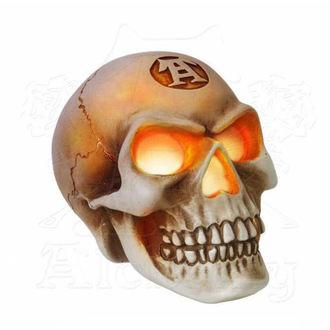 dekorace ALCHEMY GOTHIC - LED Skull, ALCHEMY GOTHIC