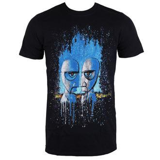tričko pánské Pink Floyd - Division Bell Drip - Black - ROCK OFF, ROCK OFF, Pink Floyd