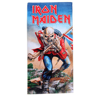ručník (osuška) Iron Maiden The Trooper - BTIM02