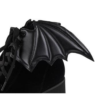 boty dámské IRON FIST - 70751IFLLIC-Black/Velvet