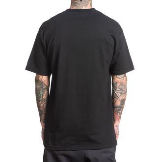 tričko pánské SULLEN - COLLECTIVE SCRIPT - BLACK, SULLEN