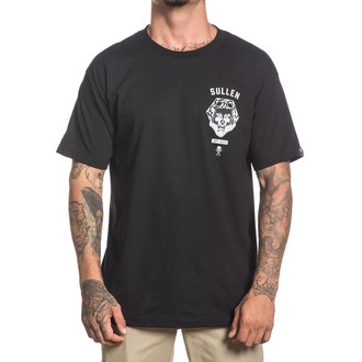 tričko pánské SULLEN - PACK MENTALITY - BLACK