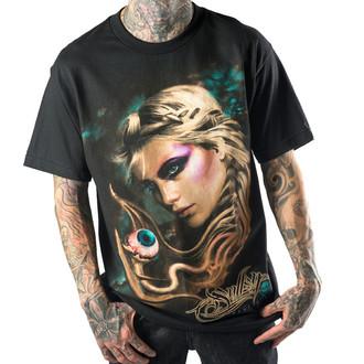 tričko pánské SULLEN - REMBER - BLACK, SULLEN