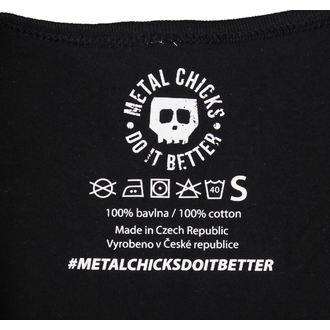 tílko dámské METAL CHICKS DO IT BETTER - Metal chicks - Bronze