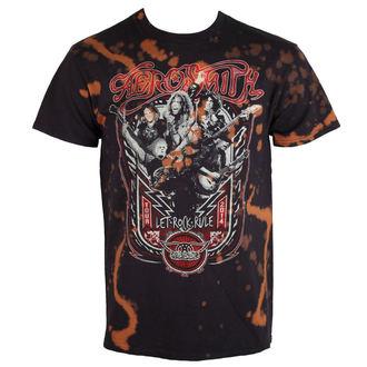 tričko pánské Aerosmith - Tour 2014 - BAILEY