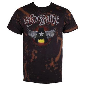 tričko pánské Aerosmith - Flying A - BAILEY