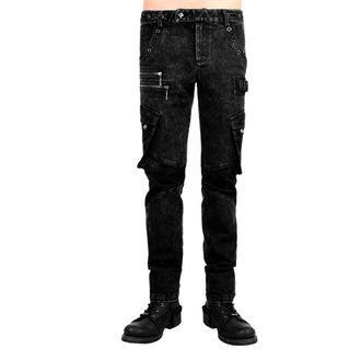 kalhoty pánské PUNK RAVE - Predator - K-224_B
