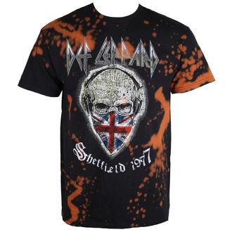 tričko pánské Def Leppard - Sheffielf - BAILEY, BAILEY, Def Leppard