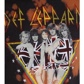 tričko pánské Def Leppard - 1983 Tour - BAILEY
