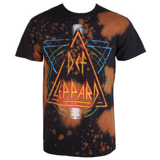tričko pánské Def Leppard - Geo Shapes - BAILEY - R017STB