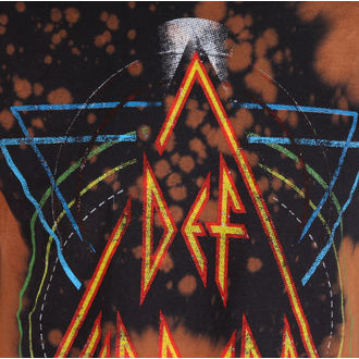 tričko pánské Def Leppard - Geo Shapes - BAILEY, BAILEY, Def Leppard