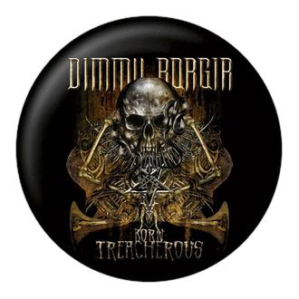 placka DIMMU BORGIR - Born treacherous - NUCLEAR BLAST - 18040_Button