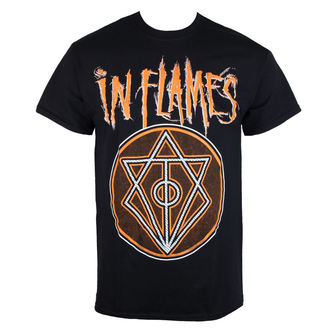 tričko pánské IN FLAMES - Vintage circle - NUCLEAR BLAST, NUCLEAR BLAST, In Flames