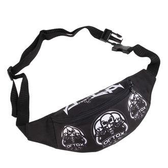 taška (ledvinka) DOGA - Detox - Black/White, Doga