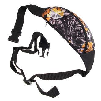 taška (ledvinka) DOGA - Detox - Black/Yellow, Doga