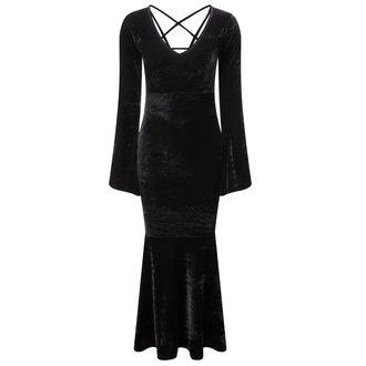 šaty dámské KILLSTAR - Bathory - Black - K-DRS-F-2554