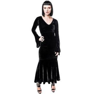 šaty dámské KILLSTAR - Bathory - Black, KILLSTAR