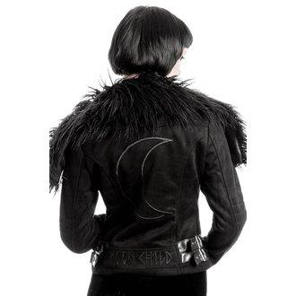 bunda dámská KILLSTAR - Selene Fur Biker