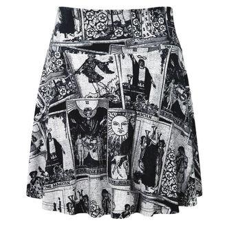 sukně dámská KILLSTAR - Tarot No Prediction, KILLSTAR