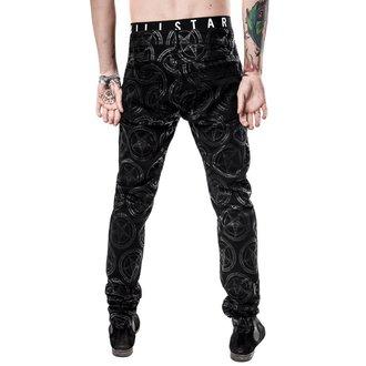kalhoty pánské KILLSTAR - Baphomet Reaper Denim