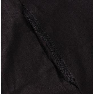 set tričko+tílko dámské HEARTLESS - DEATH TO ALL - BLACK - POŠKOZENÝ