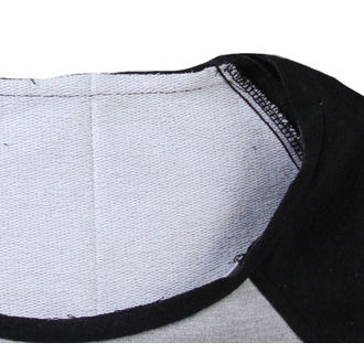 tričko pánské s dlouhým rukávem ALISTAR - Viking After the battle - Grey