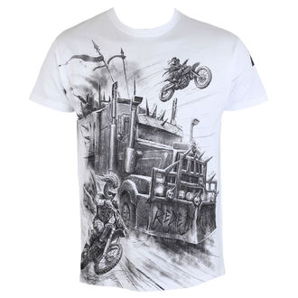 tričko pánské ALISTAR - Wasteland TRUCK - ALI321