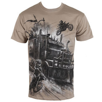tričko pánské ALISTAR - Wasteland TRUCK - ALI326