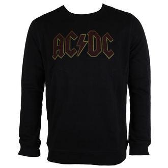 mikina pánská AC/DC - Logo - Black - AMPLIFIED