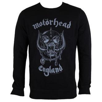 mikina pánská MOTORHEAD - ENGLAND - Black - AMPLIFIED, AMPLIFIED, Motörhead