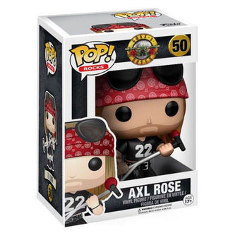 figurka Guns N´ Roses - POP! Axl Rose, POP, Guns N' Roses