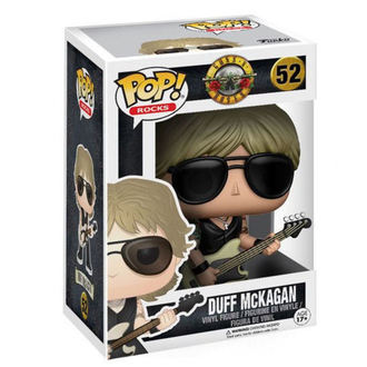figurka Guns N´ Roses - POP! Duff McKagan, POP, Guns N' Roses