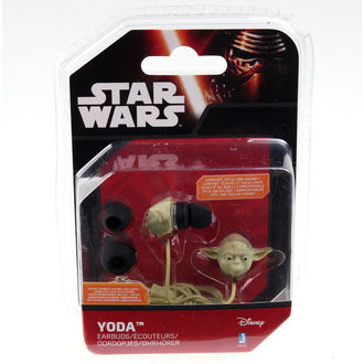 sluchátka Star Wars - Yoda - Green, NNM