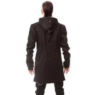 kabát pánský VIXXSIN - Crossroad - Black, VIXXSIN
