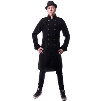 kabát pánský VIXXSIN - Jaxon - Black, VIXXSIN