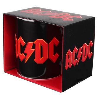 hrnek AC/DC - Logo, AC-DC