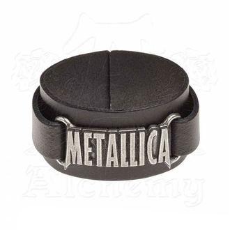 náramek Metallica - ALCHEMY GOTHIC - Logo - HRWL444