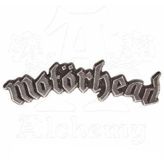 připínáček Motörhead - ALCHEMY GOTHIC - Logo, ALCHEMY GOTHIC, Motörhead