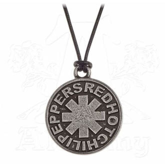 obojek Red Hot Chilli Peppers - ALCHEMY GOTHIC - Asterisk Round, ALCHEMY GOTHIC, Red Hot Chili Peppers