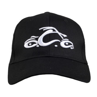 kšiltovka ORANGE COUNTY CHOPPERS - Logo - Black, ORANGE COUNTY CHOPPERS