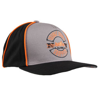 kšiltovka ORANGE COUNTY CHOPPERS - Paul Senior - Black/Grey/Orange, ORANGE COUNTY CHOPPERS