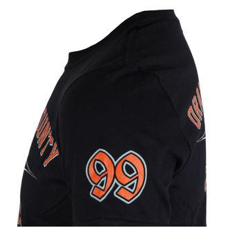 tričko pánské ORANGE COUNTY CHOPPERS - 99 - Pinstripe/Black